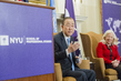 Secretary-General Addresses Disarmament Event at NYU 2.819757