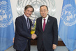 Secretary-General Meets Austrian Head of Development Cooperation 2.8195662
