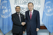 Secretary-General Meets Permanent Representative of Nepal 2.8195662