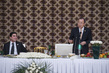 Secretary-General Attends Luncheon in Turkmenistan 1.0