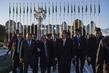 Secretary-General Visits Ashgabat Independence Monument 2.2557049