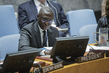 Security Council Meets on Non-Proliferation/DPRK 4.145473