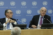 Press Briefing on UN New Approach to Cholera in Haiti 0.58922434