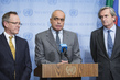 Security Council Members Brief Press on Syria