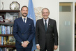 Deputy Secretary-General Meets Crown Prince of Norway 0.6733992