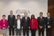 Secretary-General Meets Members of UN Inter-Agency Advisory Panel