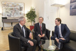 Secretary-General Meets President-designate and Foreign Minister of Austria 1.0
