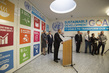 Secretary-General Inaugurates SDG branding in Vienna 0.30576396