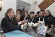 Secretary-General Visits Habibi & Hawara Restaurant in Vienna 3.6945453