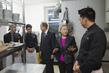 Secretary-General and Mrs. Ban Visit Habibi & Hawara Restaurant in Vienna 3.6945453