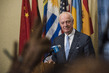 Special Envoy for Syria Briefs Press