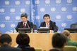 Press Briefing by Deputy Permanent Representative of DPRK 3.1921835