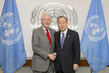 Secretary-General Meets Former President of United States 9.227781