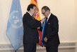Spain Confers Decorations on Secretary-General, Senior Officials 1.3698536
