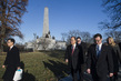 Secretary-General Visits Tomb of Abraham Lincoln 3.6944642