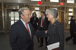 New UN Secretary-General's First Day at Work 2.8156176