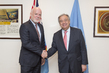 President of General Assembly Meets New Secretary-General 3.215771