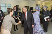 New UN Secretary-General's First Day at Work 2.816227