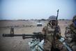 Chadian MINUSMA Peacekeepers Patrol Streets of Kidal 3.520889