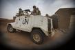 Chadian MINUSMA Peacekeepers Patrol Streets of Kidal 4.666343