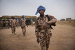 Chadian MINUSMA Peacekeepers in Kidal, Mali 3.520889
