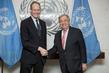 Secretary-General Meets Permanent Representative of United Kingdom 2.8161166