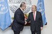 Secretary-General Meets Foreign Minister of Turkey 2.8180957