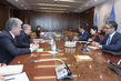 Secretary-General Meets Permanent Representative of Pakistan 2.818724
