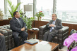 Secretary-General Meets President of ECOSOC 2.818724