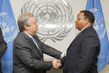 Secretary-General Meets President of ECOSOC 2.8184729
