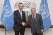 Secretary-General Meets Foreign Minister of Kazakhstan 0.3819