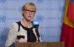 Security Council President Briefs Press 0.65590984