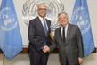 Secretary-General Meets Foreign Minister of Italy 1.0