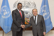 Secretary-General Meets Foreign Minister of Ethiopia 2.8184729