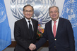 Secretary-General Meets Foreign Minister of Thailand 1.0