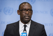 Foreign Minister of Mali Briefs Press 0.65588796