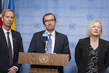 Special Adviser to the Secretary-General Briefs Press on Cyprus