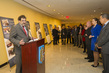 Opening of Photo Exhibit on Holocaust in Romania 4.313498