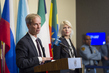 Security Council President Briefs Press on Syria 0.108820684