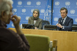 Press Briefing on Independent Mechanism Concerning Serious Crimes in Syria 0.75421154