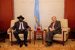 Secretary-General Meets President of South Sudan 3.694409