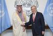 Secretary-General Meets Foreign Minister of Saudi Arabia 2.8188097