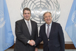 Secretary-General Meets Meets Foreign Minister of Germany 2.817919