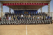 MINUSMA Holds Medal Parade for Chinese Contingent, Gao 4.6662993