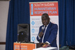 Launch of South Sudan Humanitarian Response Plan for 2017