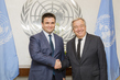 Secretary-General Meets Foreign Minister of Ukraine 2.8179579