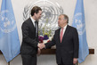 Secretary-General Meets Foreign Minister of Austria 2.8179579