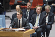 Security Council Briefed by Chair of OSCE