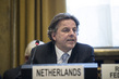 Foreign Minister of Netherlands Addresses Conference on Disarmament 4.607002