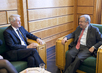 Secretary-General Meets Head of Council of Europe 3.7016463
